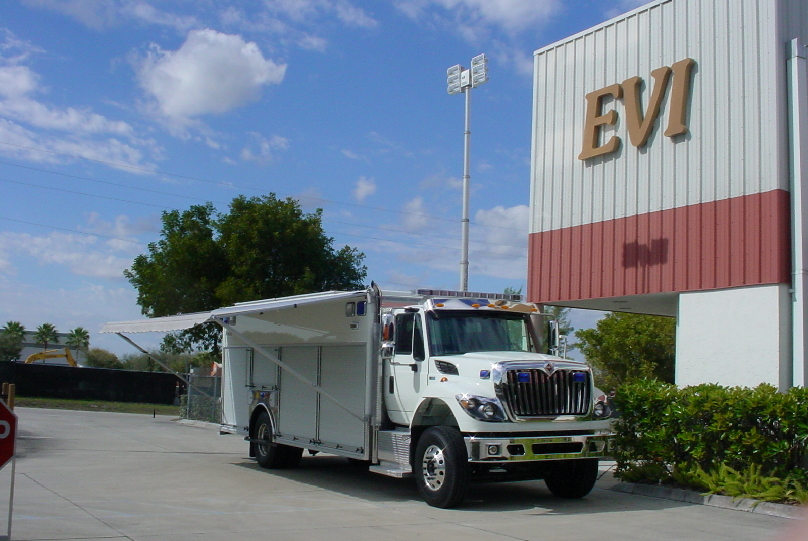 22-Ft. Incident Response Vehicle