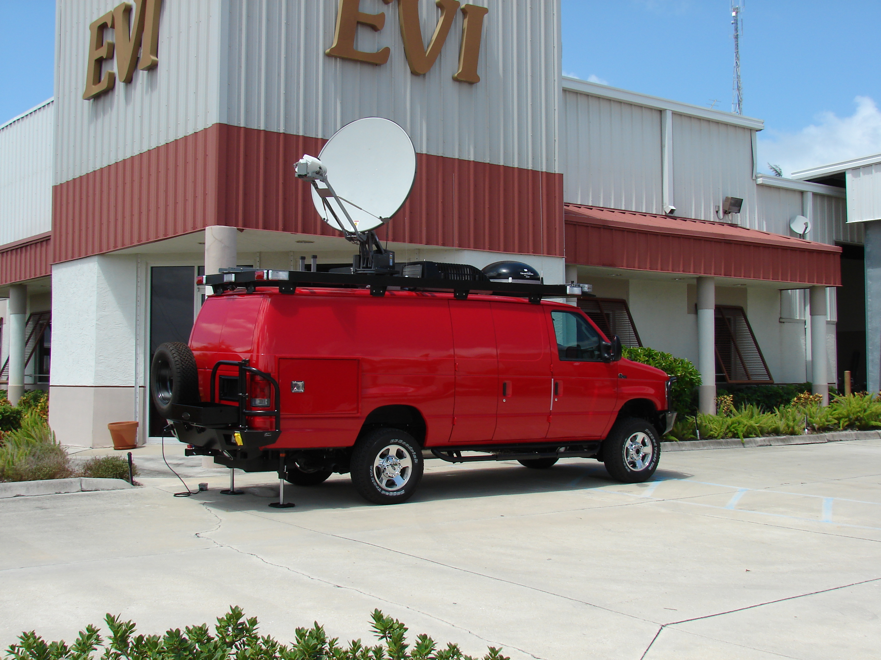 EVI Mobile Communications & Command