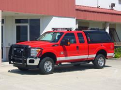 EVI Battalion Chiefs Command Truck