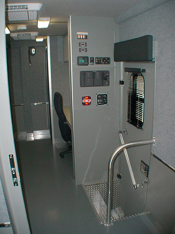 24-Ft Tactical Command/Communication