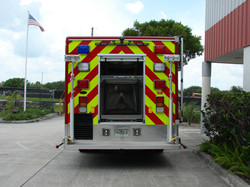 18-Ft. Crew Body Canteen/Rehab Unit