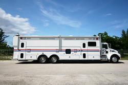 EVI 32-Ft. Communication Vehicle