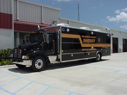 EVI 28-Ft. Mobile Command Vehicle