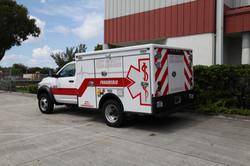 EVI Non-Walk-In Rescue Unit Box