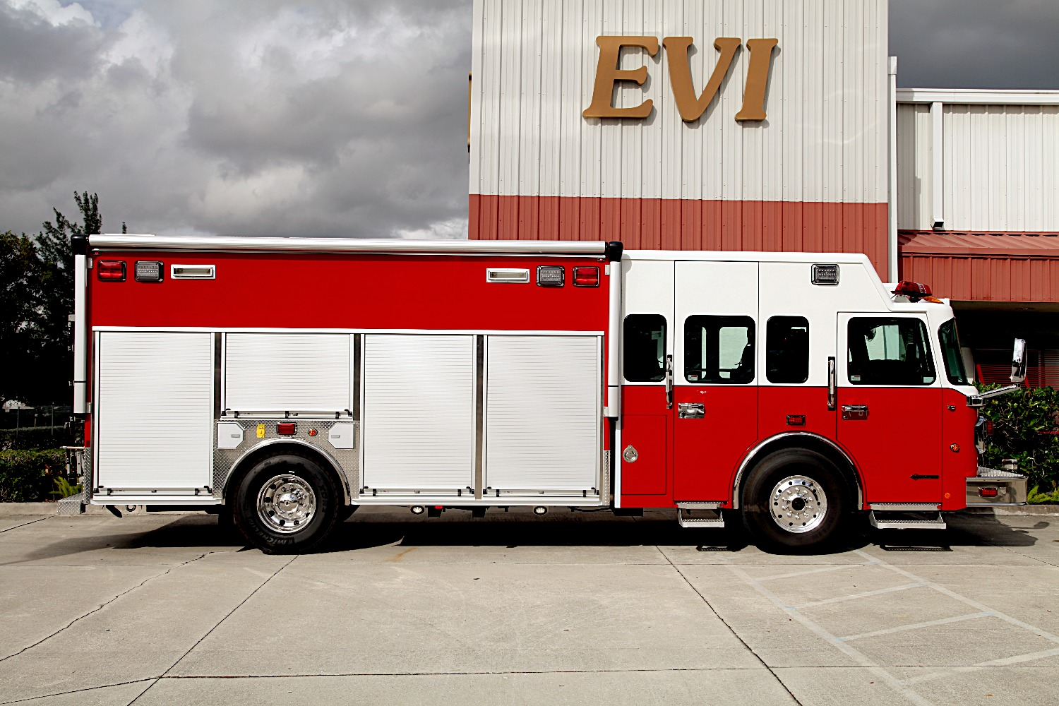 EVI Medium Rescue Truck