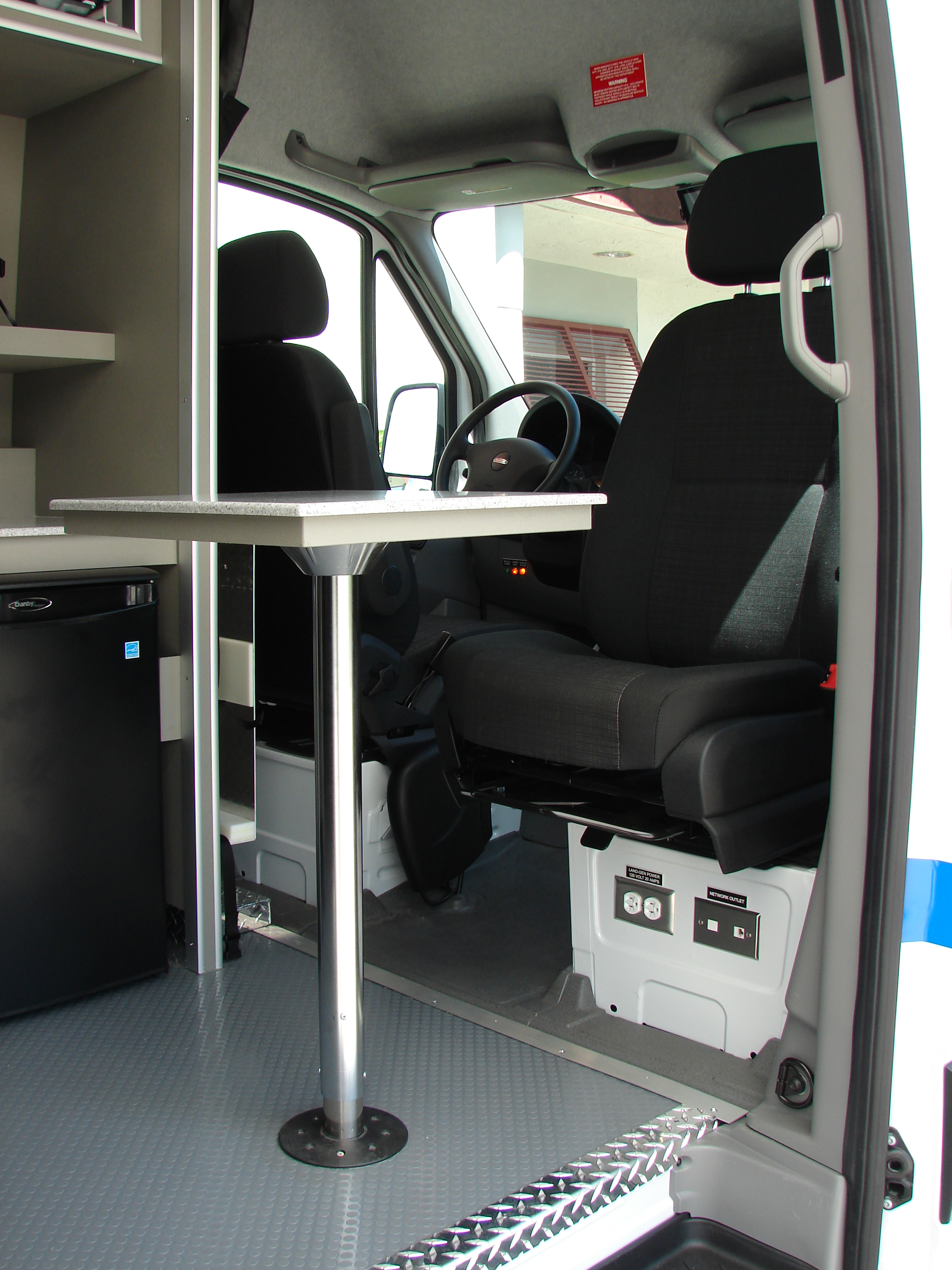 Mobile Command Sprinter