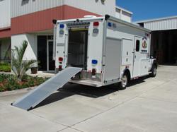 16-FT Walk-In EOD Unit
