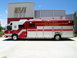 EVI Haz-Mat Response Vehicle