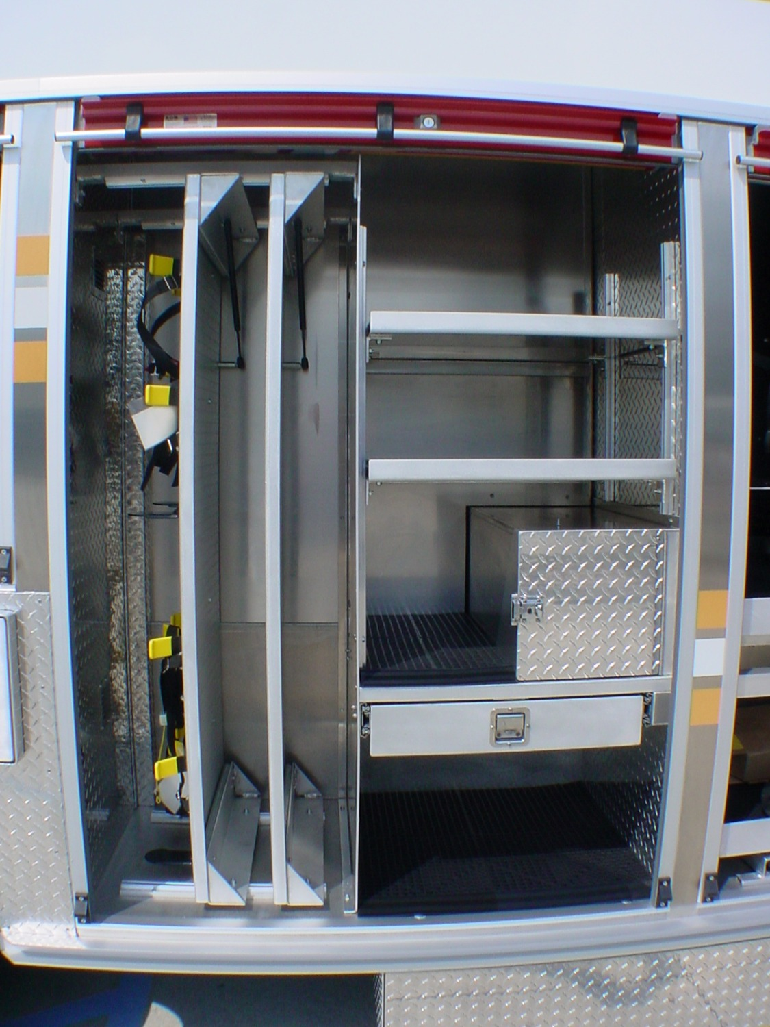 24-Ft. Non-Walk-In Heavy Rescue