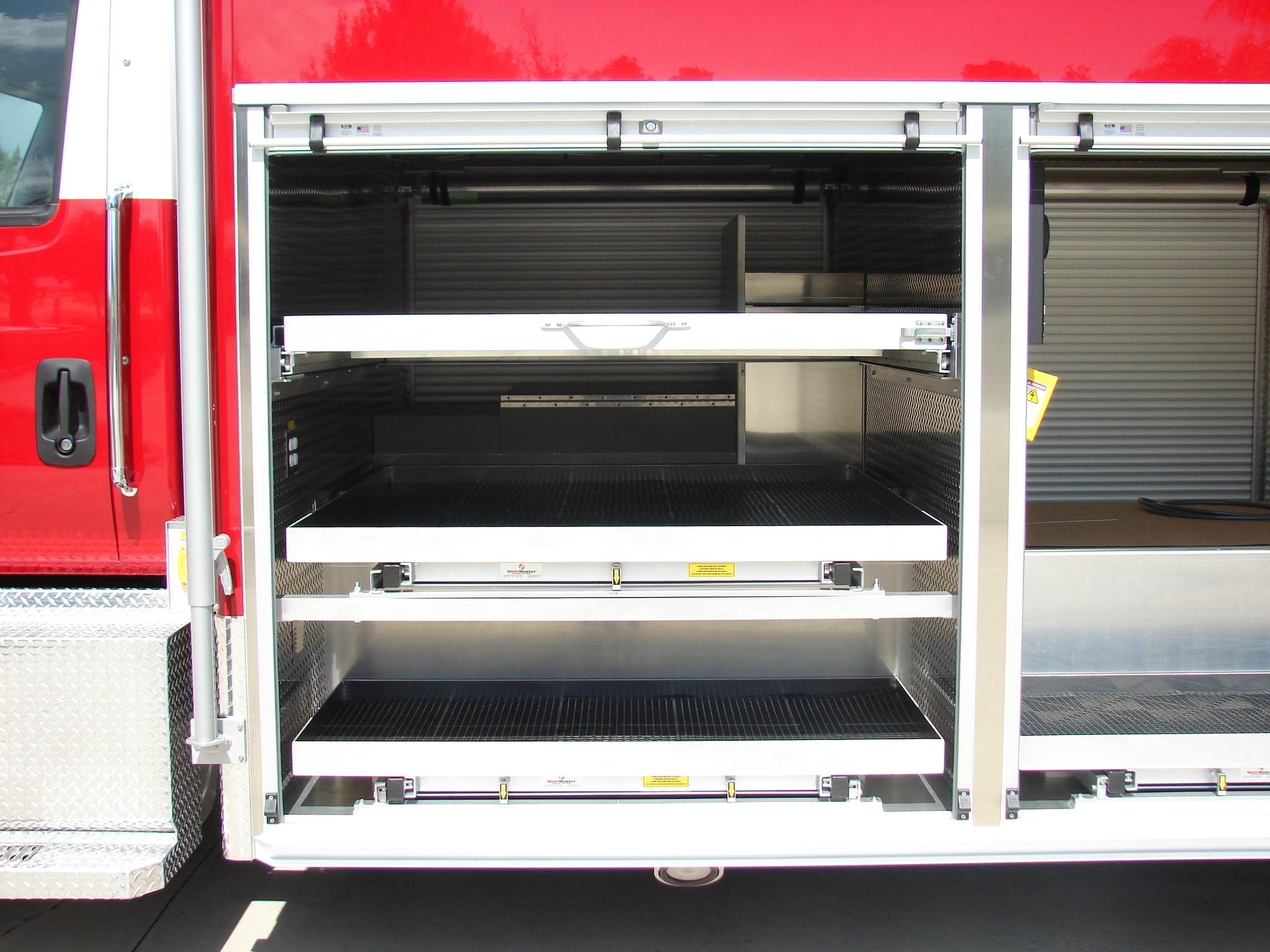 22-Ft. Non-Walk-In Air Cascade Unit