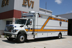EVI 30-Ft. Mobile Command Vehicle