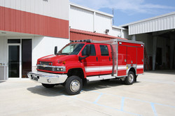 EVI 10-Ft. Quick Attack Fire Truck