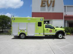 15-Ft. Non-Walk-In Rescue Truck