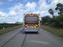 25-Ft Homicide Investigation Vehicle