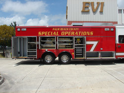 28-Ft. Walk-In Special Operations