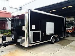EVI Enclosed Trailer Conversion EOD