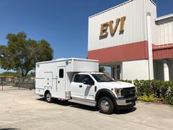 EVI EOD walk-in Command body utility
