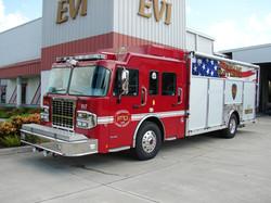 EVI 20 Ft Non-Walk-In Air/Light Unit