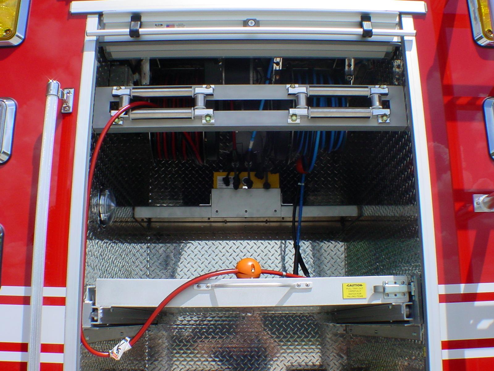 16-Ft. Crew Body Rescue Truck