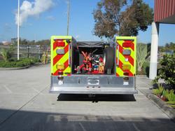 10-Ft Non-Walk-In Quick Attack Truck