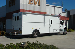 24-Ft. Crime Scene Vehicle