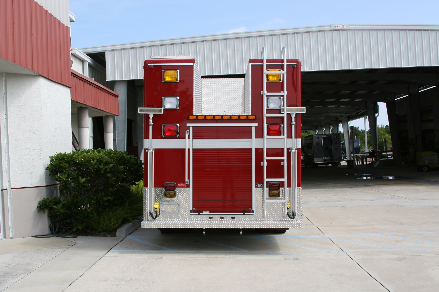 19-Ft. Crew Body Rescue Truck