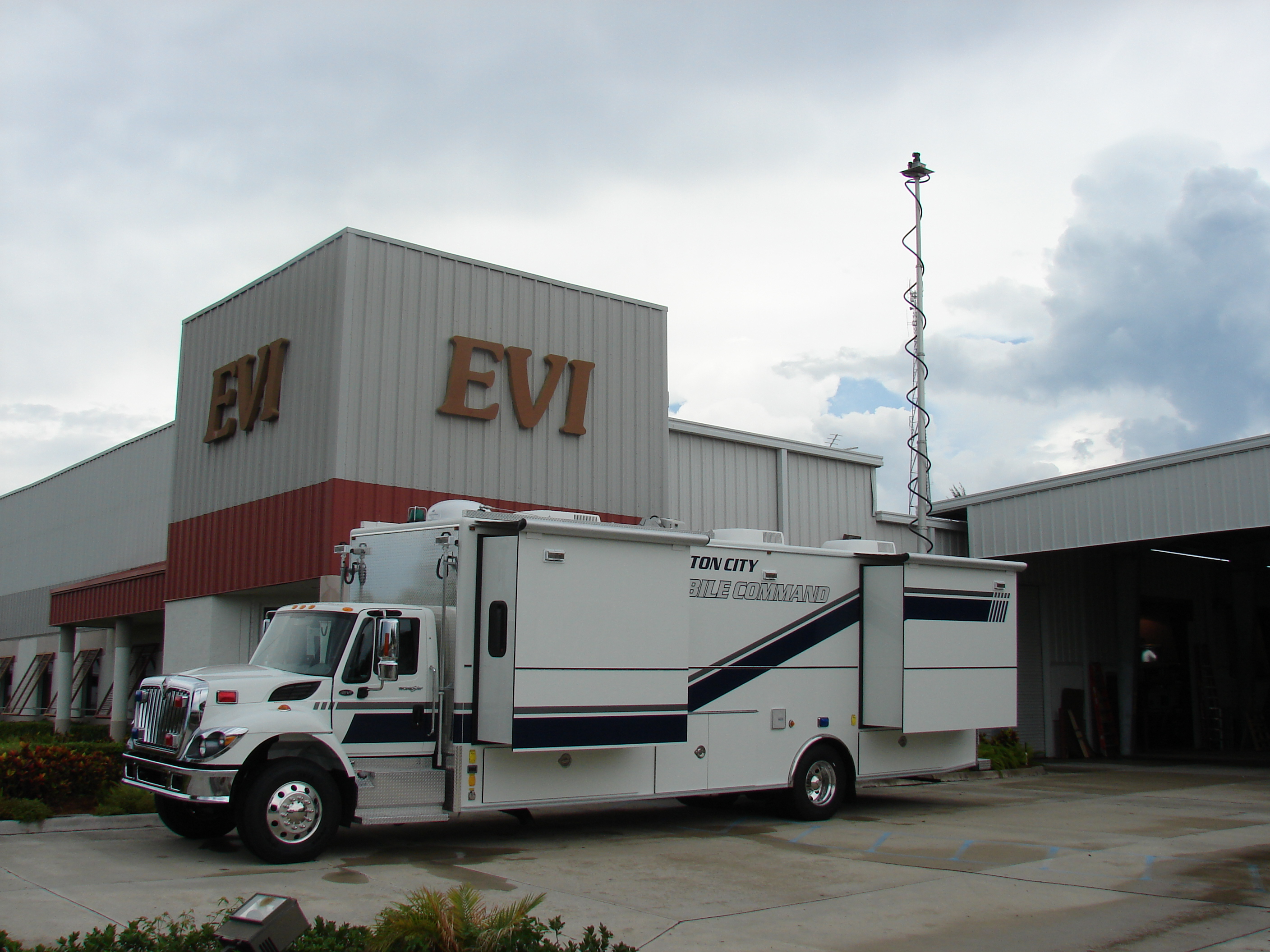 EVI Mobile Communications/Command