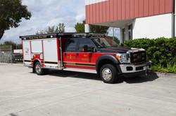 EVI 12-Ft. Quick Response Vehicle