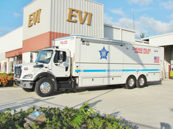 32-Ft. Mobile Command Post