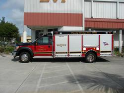 EVI 14-Ft Emergency Response Vehicle