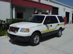 EVI 4-WD EMS/Command Unit