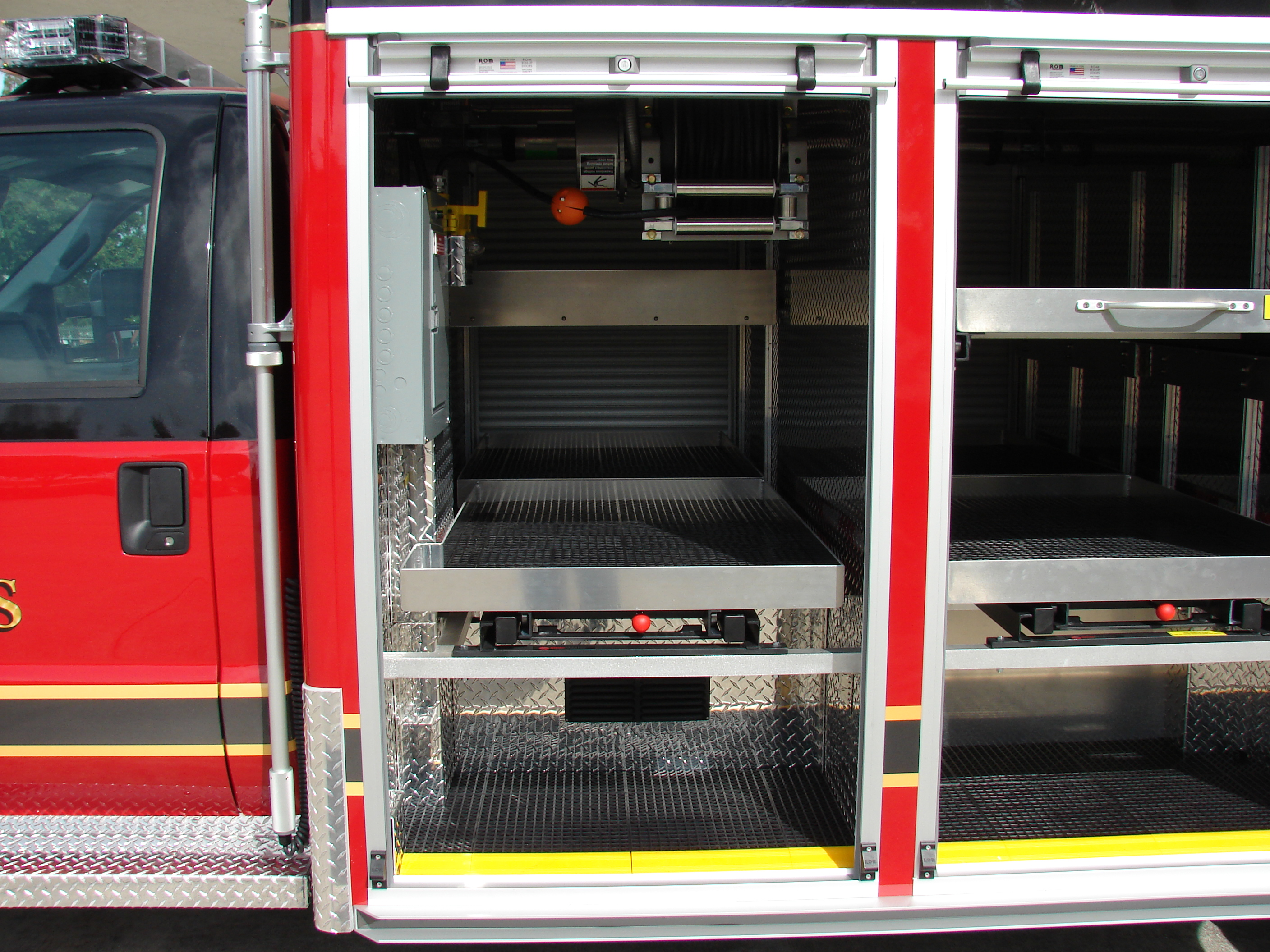 14-Ft Non-Walk-In Emergency Response