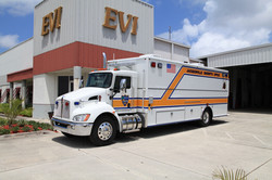 EVI Walk-In EOD Response Vehicle