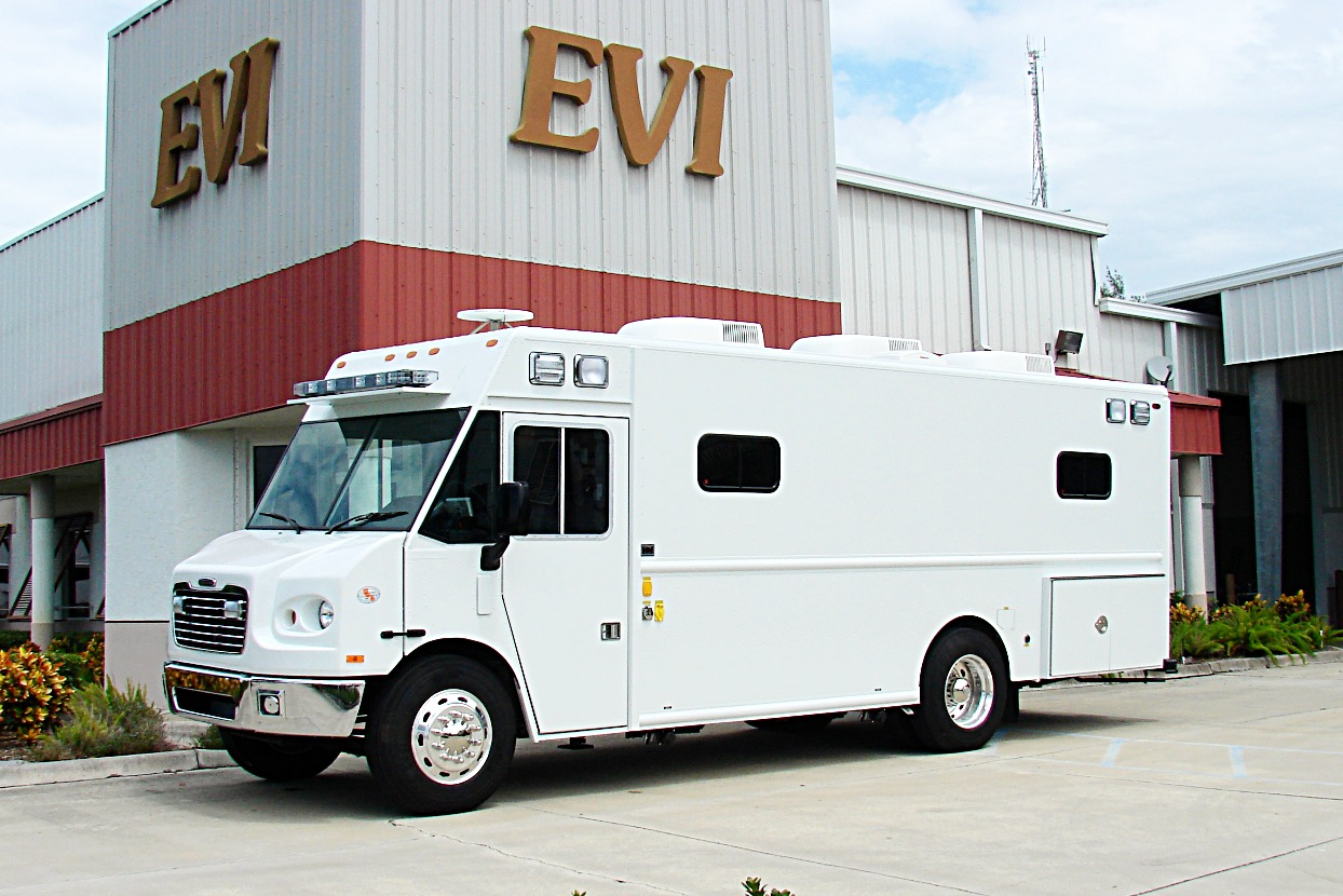 EVI Walk-In Mobile Patient Center