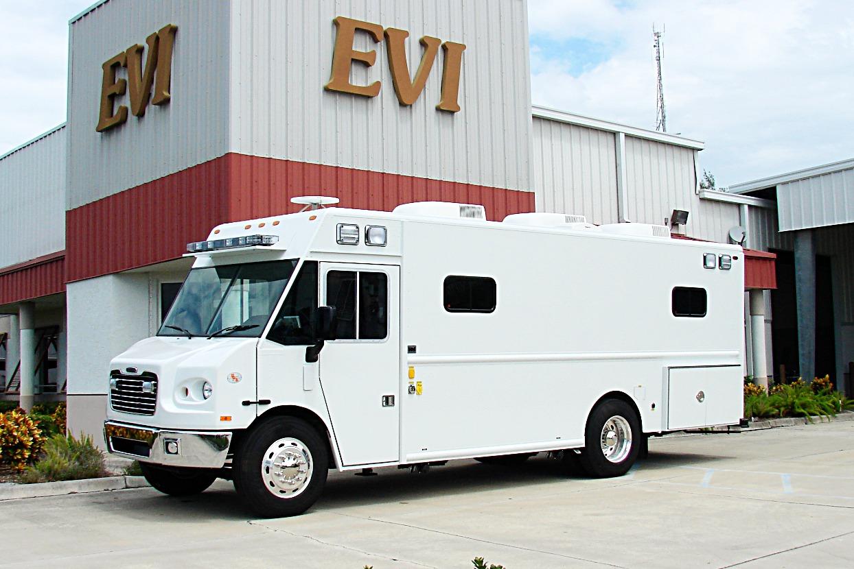 EVI Walk-In Mobile Patient Center
