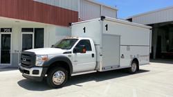EVI 16-Ft. EOD Response Vehicle