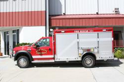 EVI Non-Walk-In Rescue Apparatus