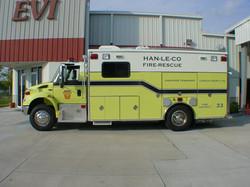 18-Ft. Crew Body Emergencyency Squad