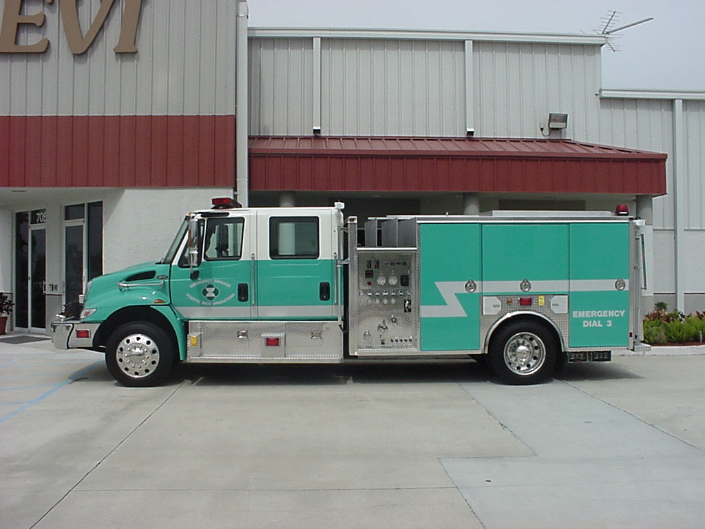 13-Ft. Mini-Pumper