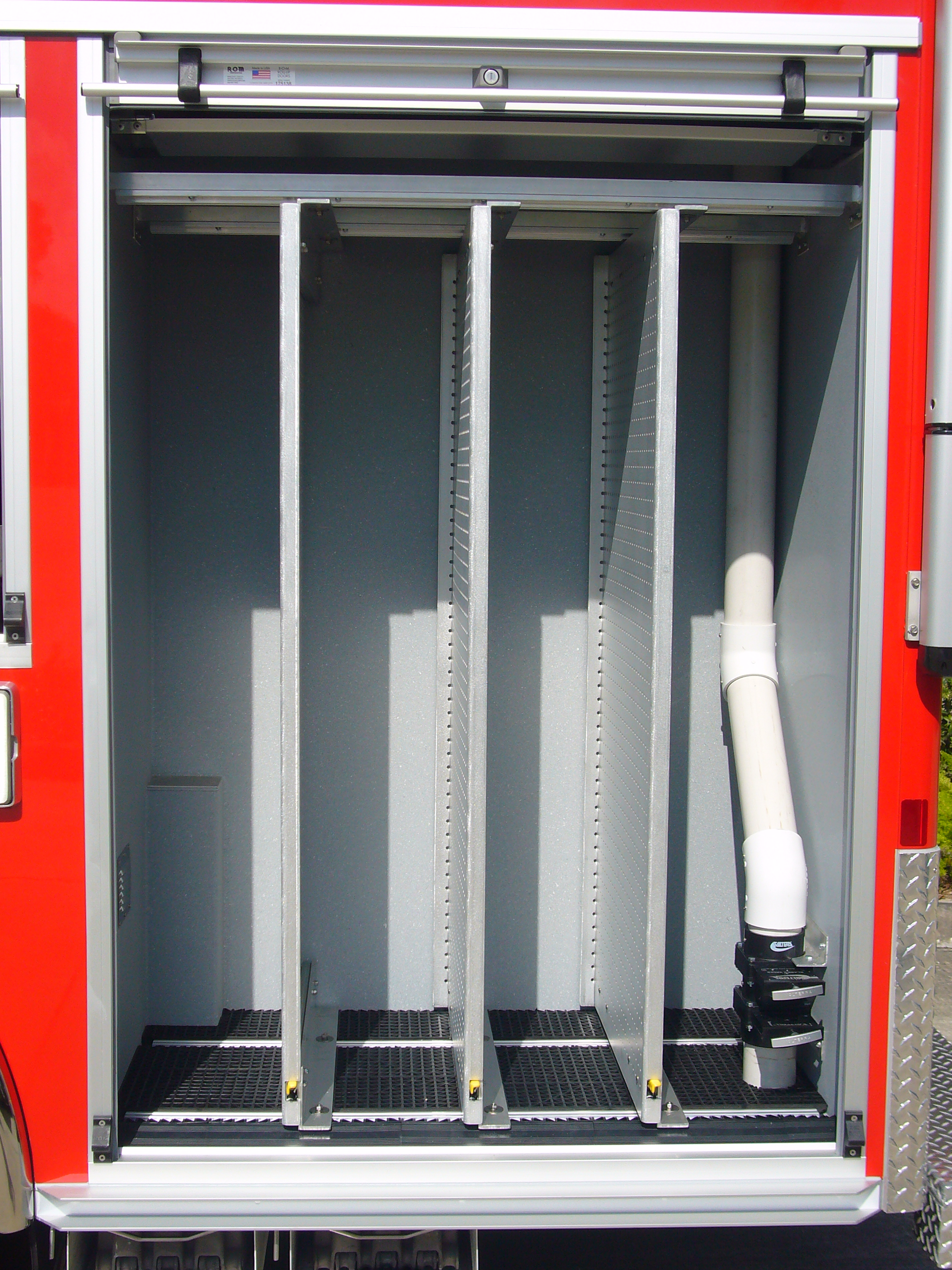 17-Ft. Non-Walk-In Heavy Rescue