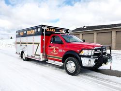 EVI 14-Ft. Light Rescue Truck