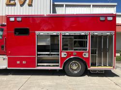 18-Ft. Crew Body Fire Rescue