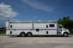 EVI Walk-In Communication Vehicle