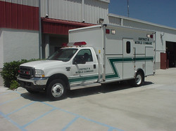 14-Ft. Walk-In Command Vehicle