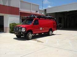 EVI Cargo Van Mobile Communications