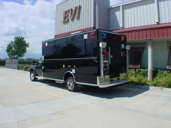 16-Ft. Walk-In DUI Mobile Processing