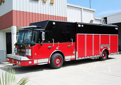 EVI 20 Ft EVI Custom Rescue Truck
