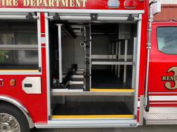 EVI 12 Ft non-walk-in Light Rescue