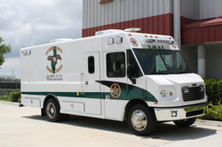 EVI 18-Ft. Step Van SWAT Truck
