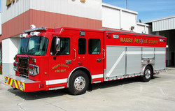 EVI 20-Ft. Non-Walk-In Rescue Truck